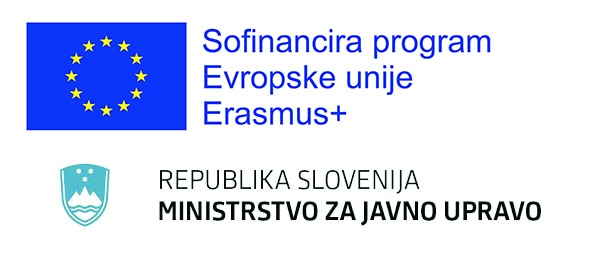 Erasmus + mju migrated logo