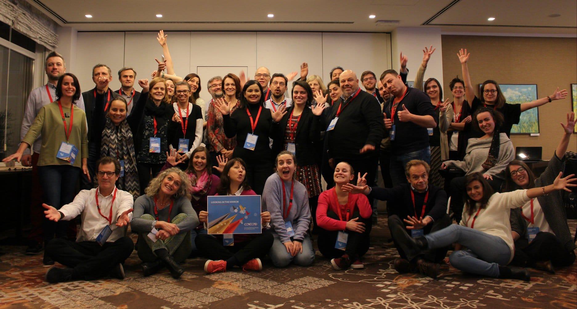 Pogled v ogledalo: CONCORDov forum za krepitev delovanja evropske mreže za razvoj