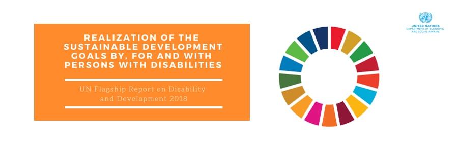 Prvo poročilo ZN o invalidnosti in razvoju