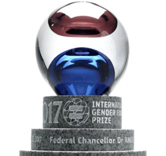 Zbiranje kandidatur za Mednarodno nagrado za enakost spolov za leto 2019