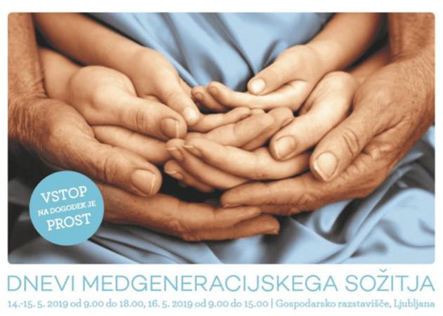Prihajajo prvi dnevi medgeneracijskega sožitja!
