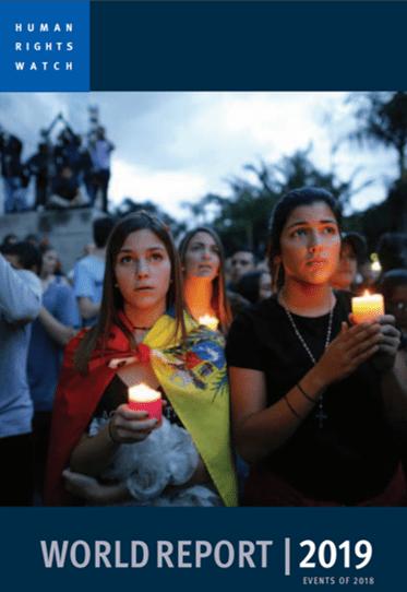 Human Rights Watch 2019: Nasprotovanje napadom avtokratskih voditeljev na človekove pravice