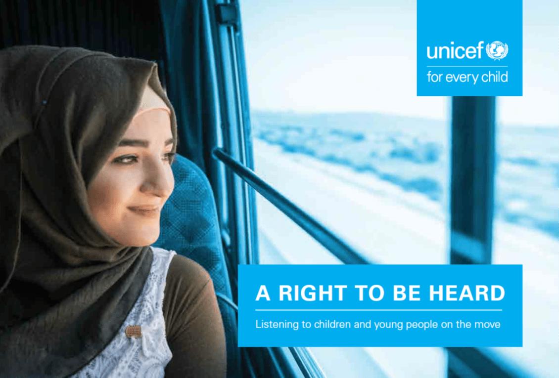 Poročilo o otrocih in mladostnikih na begu