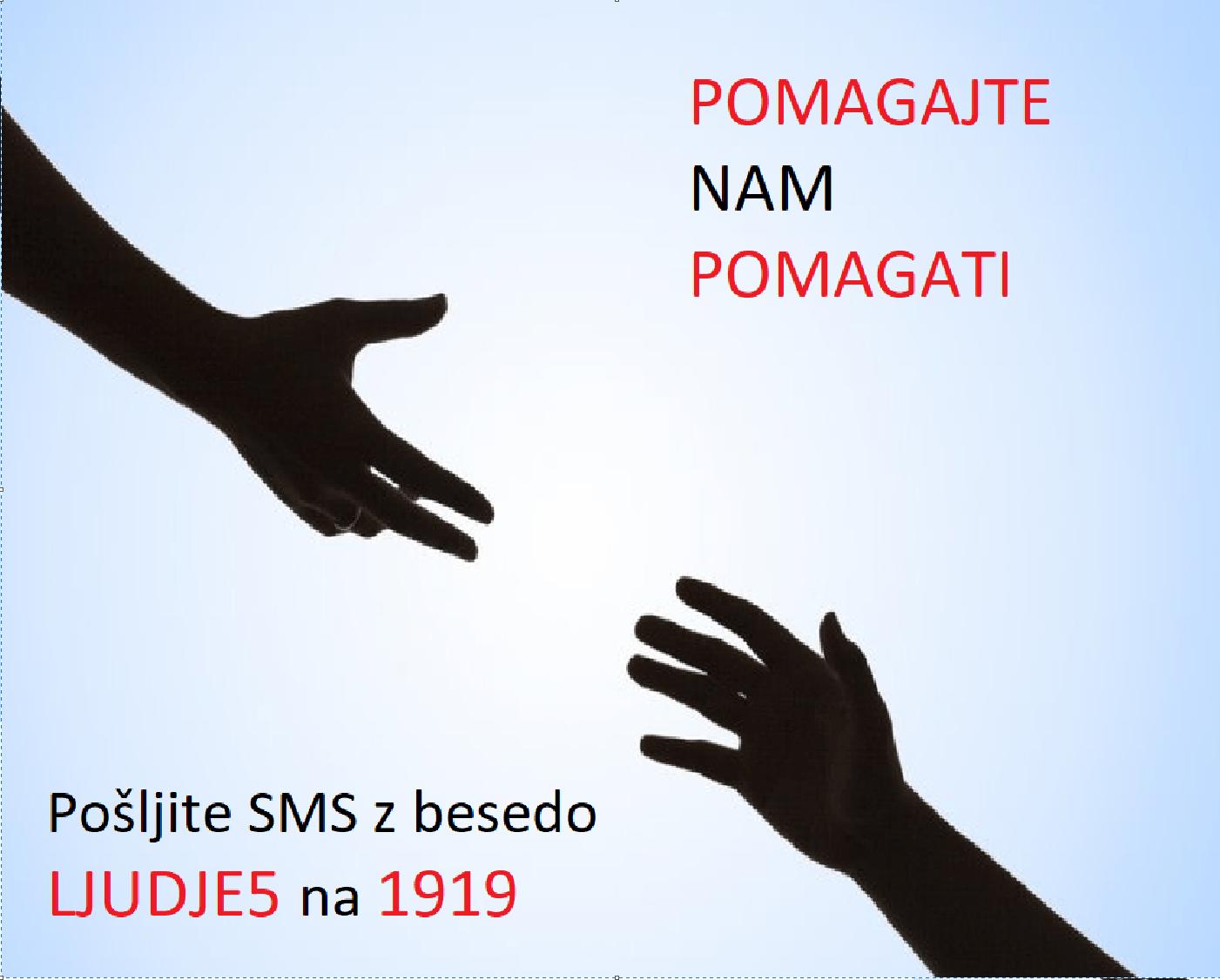 Akcija za združitev družine iz Eritreje