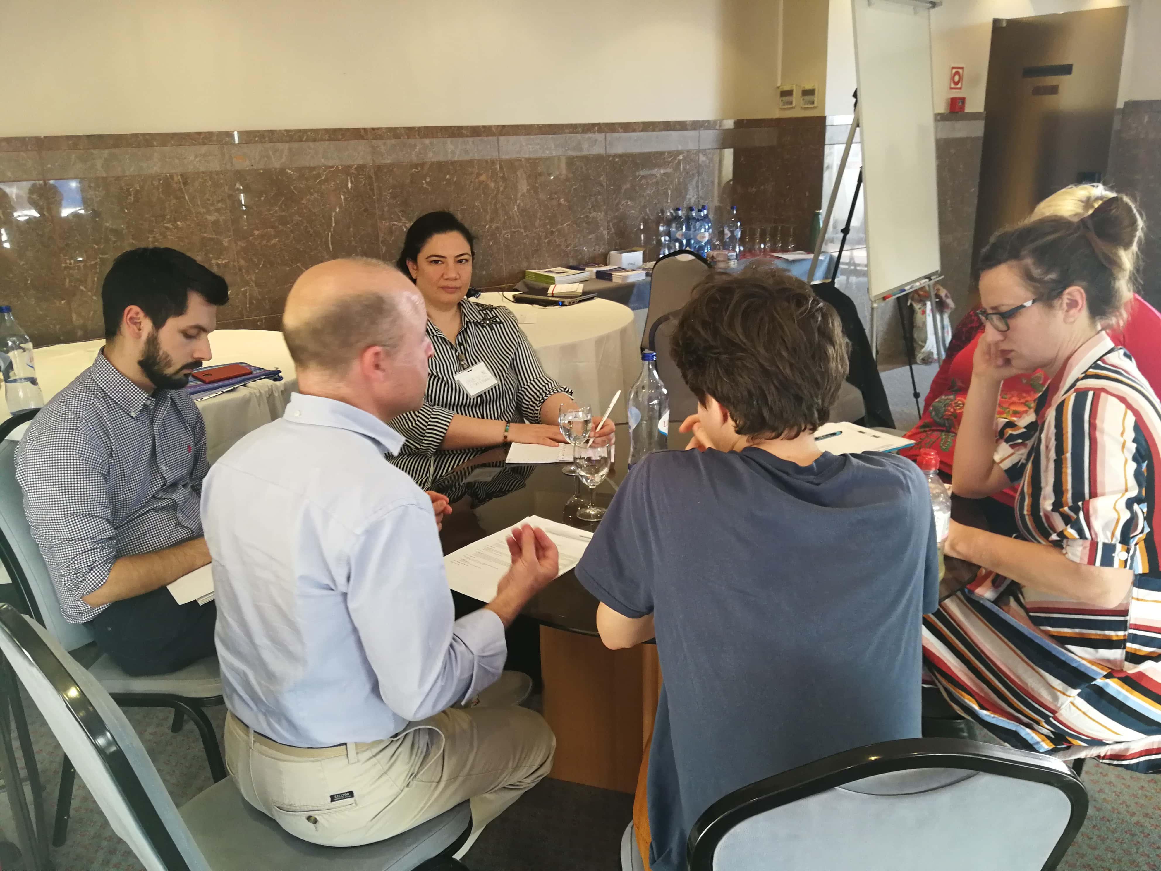 Letno srečanje Mreže za globalno učenje