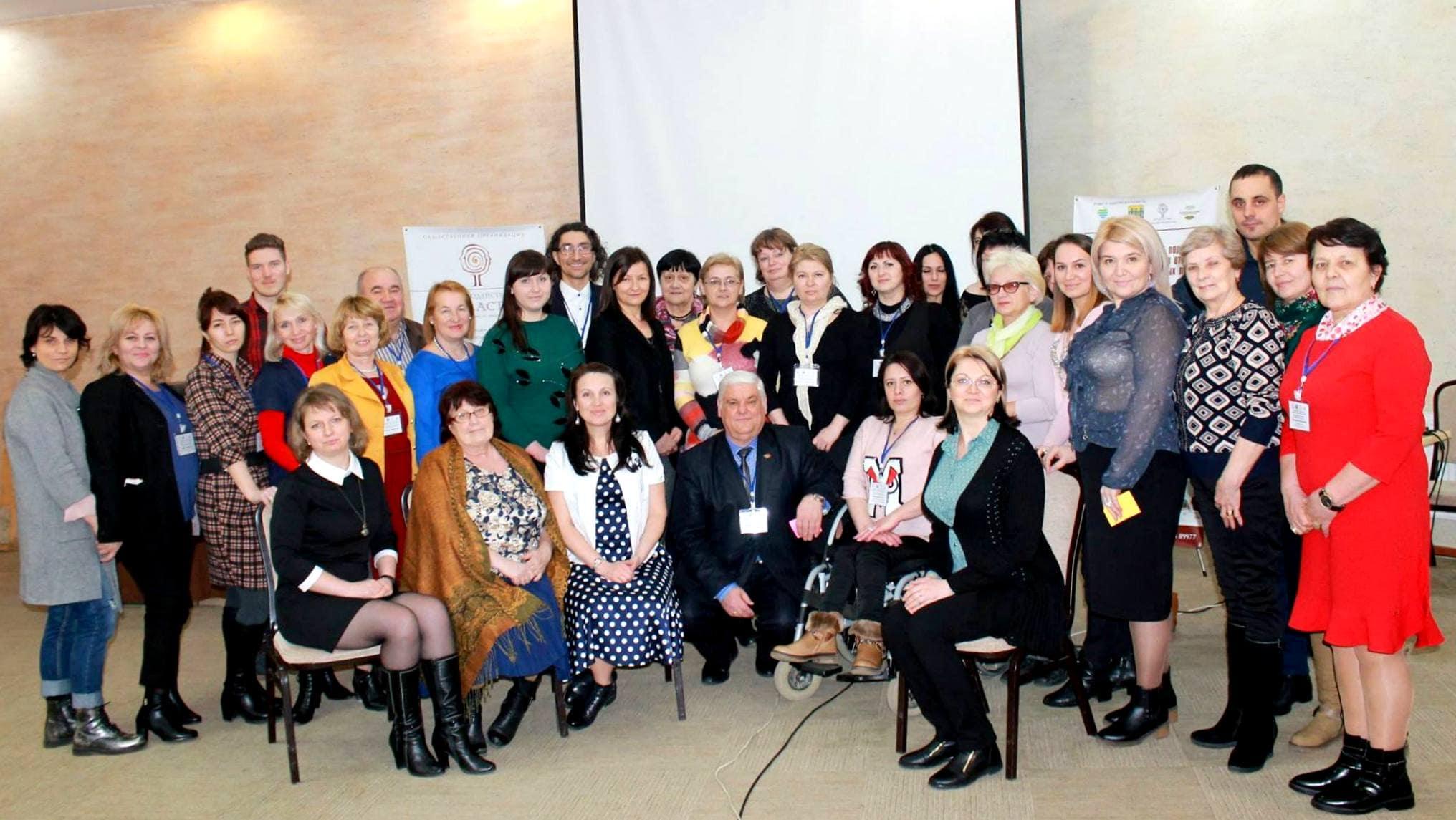 Projekti Slovenske filantropije v Moldaviji
