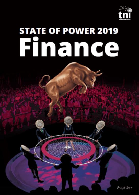 Poročilo State of Power 2019: Finance