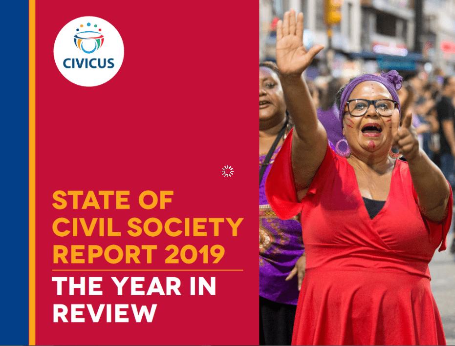 Poročilo o stanju civilne družbe 2019