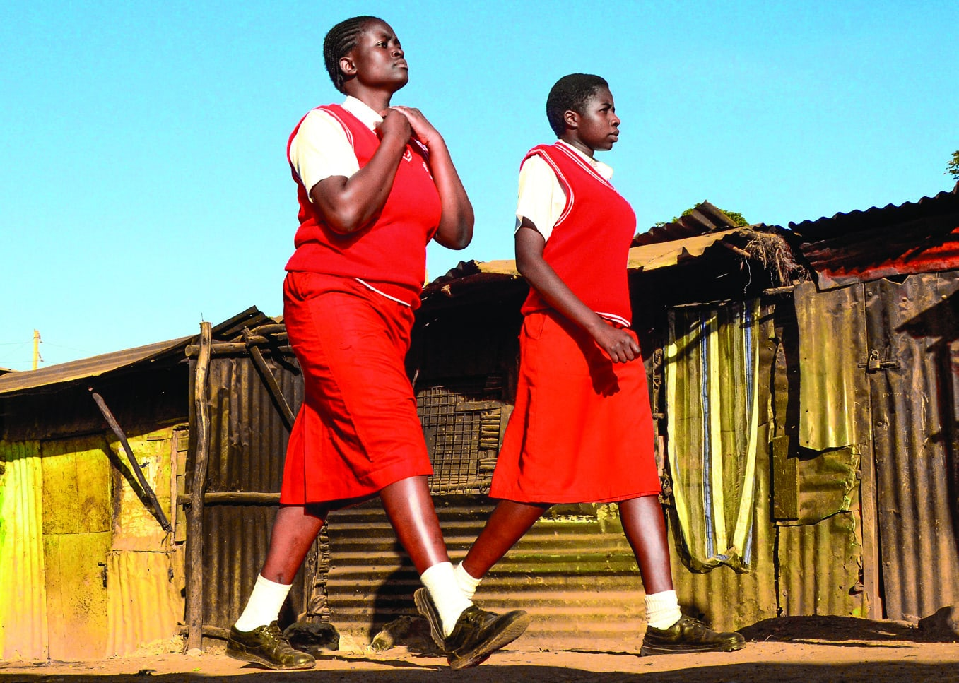 Kenija šola