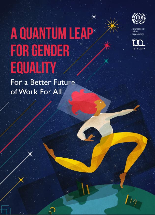 Poročilo ILO o prihodnosti dela in enakosti spolov