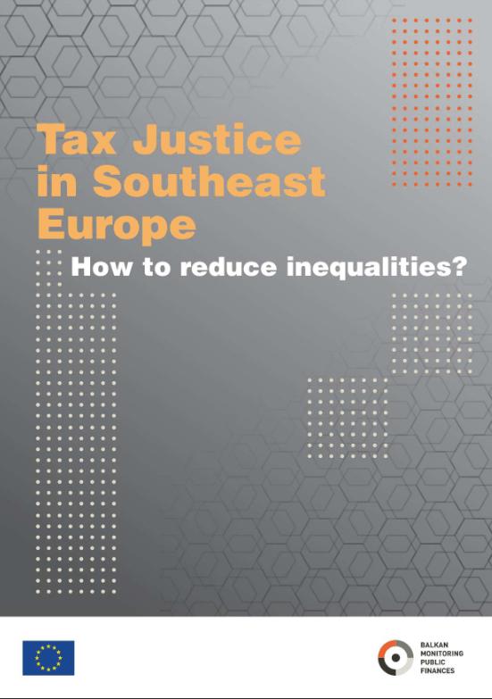 Focus predstavil študijo o davčni pravičnosti v JV Evropi