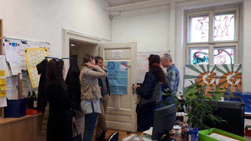 Obisk direktorja ADRA Europe na Slogi