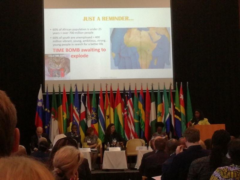 Odvil se je Dan Afrike