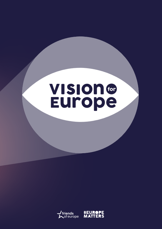 Poročilo Friends of Europe pred evropskimi volitvami: kaj naj Evropa spremeni v prihodnjem desetletju?