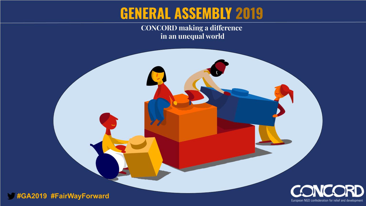 Generalna skupščina CONCORD 2019