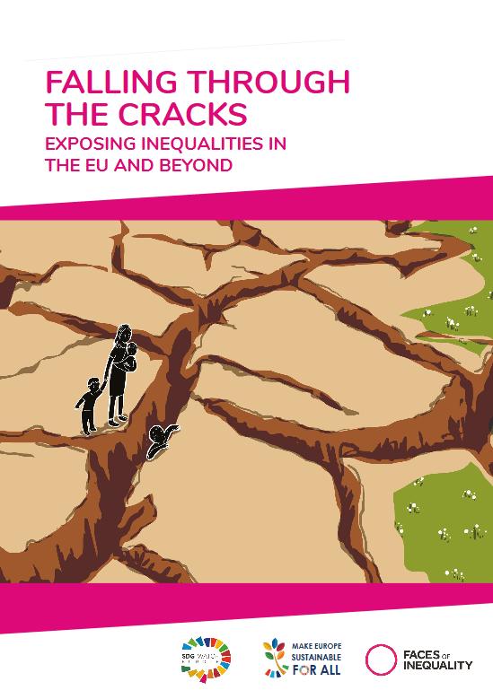 SDG Watch Europe: poročilo o vplivu naraščajoče neenakosti na življenje
