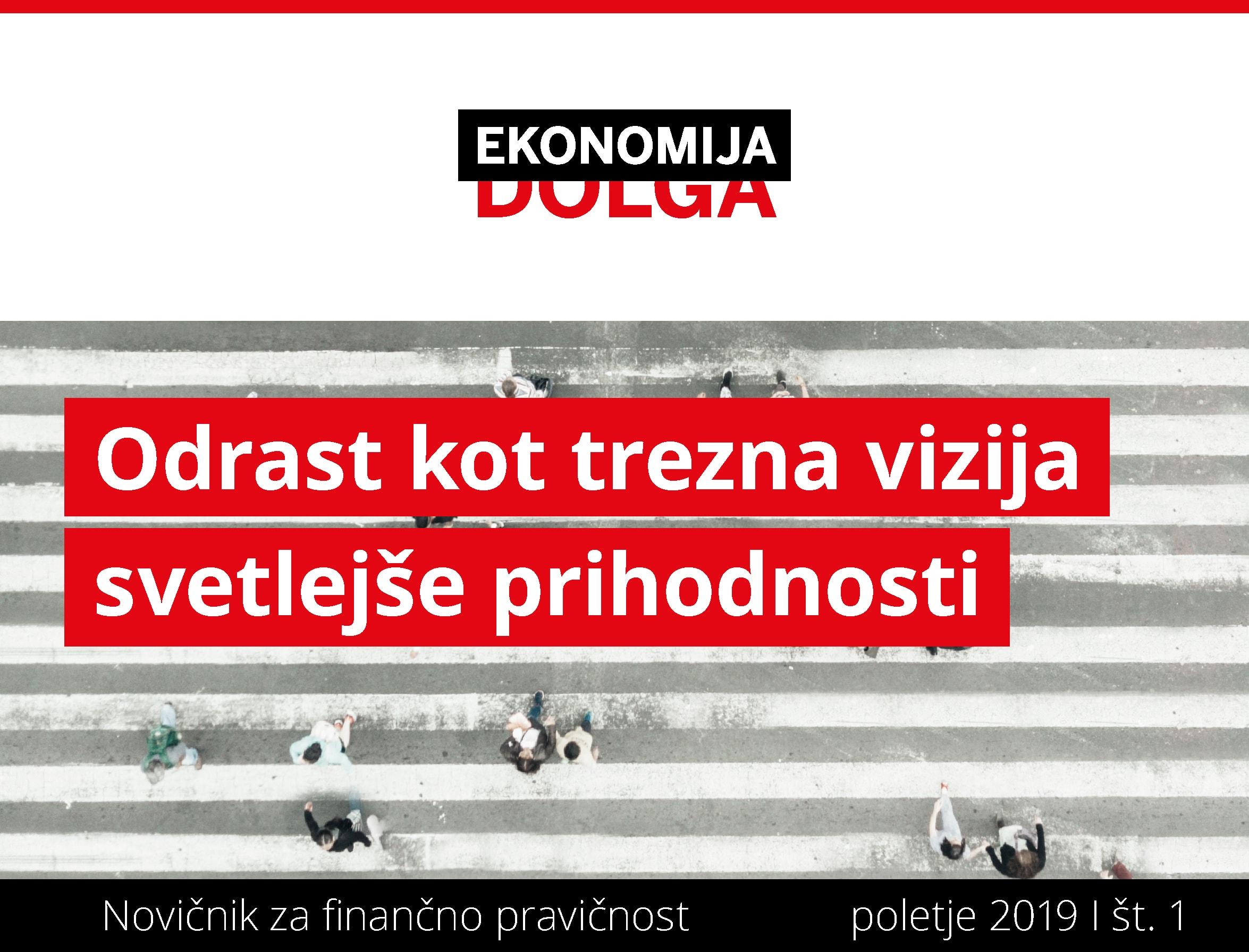 EnaBanda izdala prvi novičnik o finančni pravičnosti