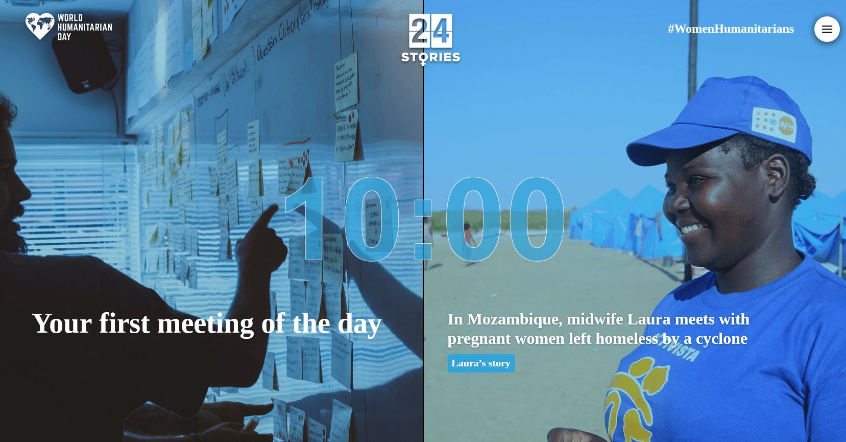 19. avgust: svetovni dan humanitarnosti