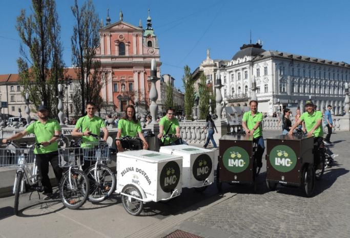 S kolesom dostavili že 100.000 paketov