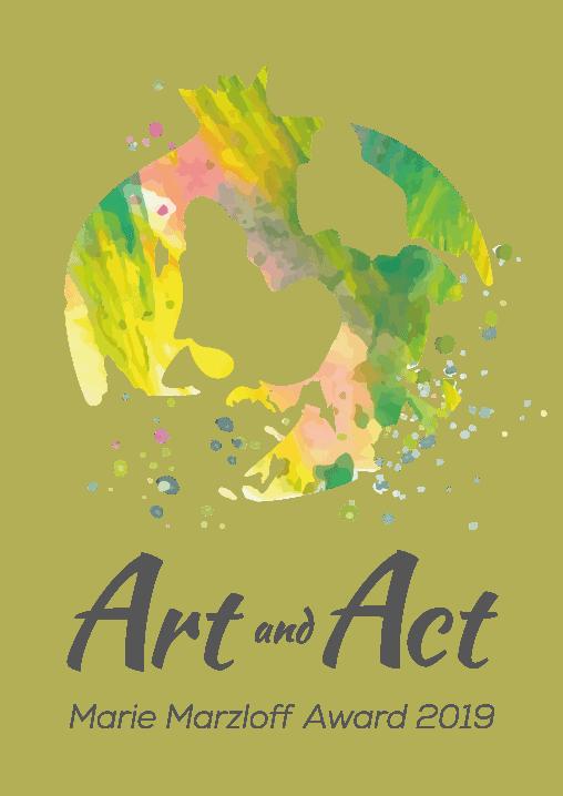 Umetniški natečaj na temo enakosti spolov Art and Act