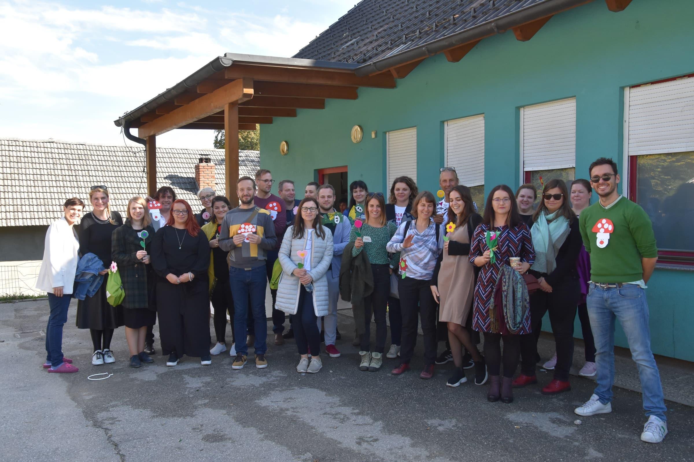 Europe Goes local – študijski obisk v Novem mestu