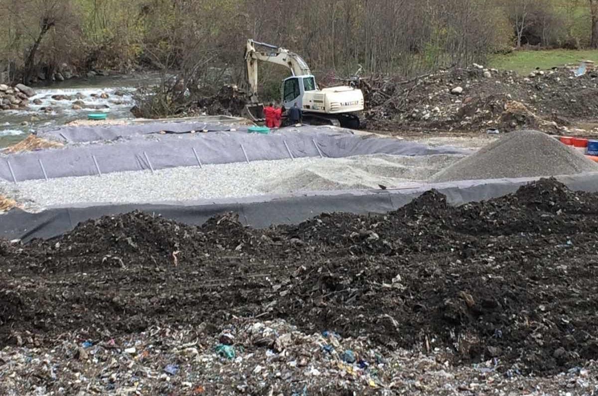 Črna gora: Sanacija deponije v Plavu