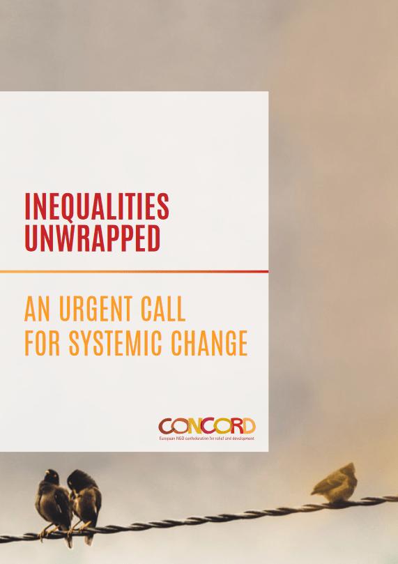 Razkrite neenakosti: nujni poziv k sistemskim spremembam