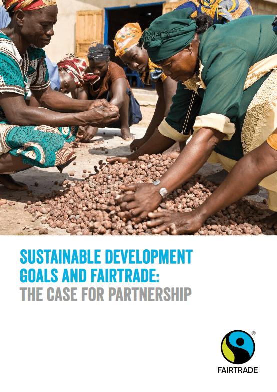 Cilji trajnostnega razvoja in pravična trgovina