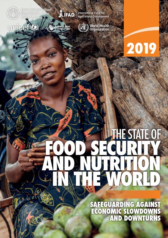 Poročilo o prehranski varnosti za leto 2019