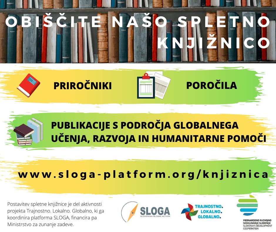 Obiščite našo spletno knjižnico!