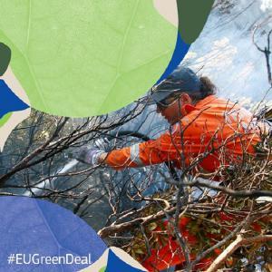 Evropska komisija z evropskim zelenim dogovorom za soočanje s podnebnimi spremembami in proti propadanju okolja