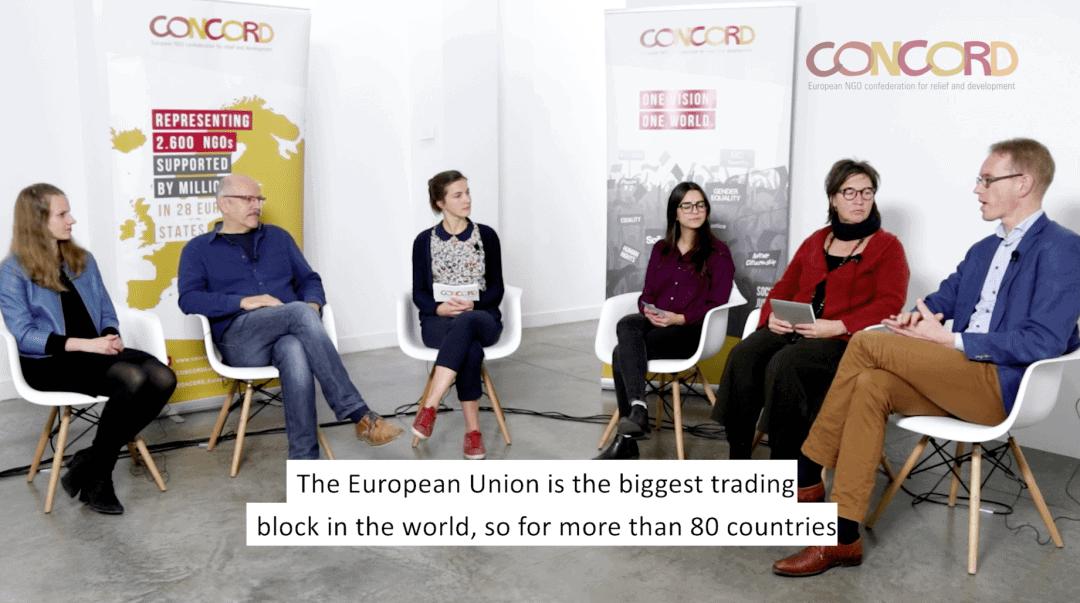 Podcast: Svet je povezan, tudi EU politike so