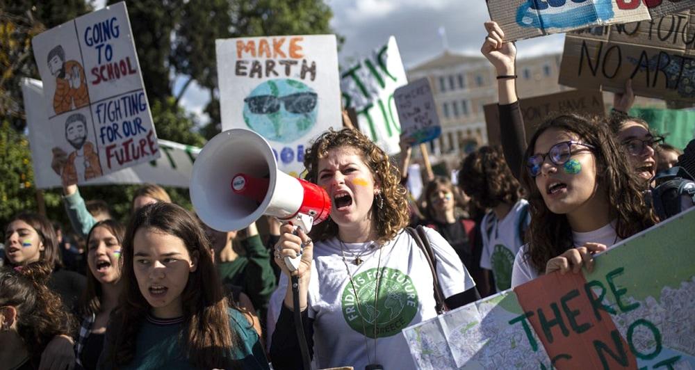"""""""Ne iščite upanja za podnebno krizo. Namesto tega poskusite …"""""""