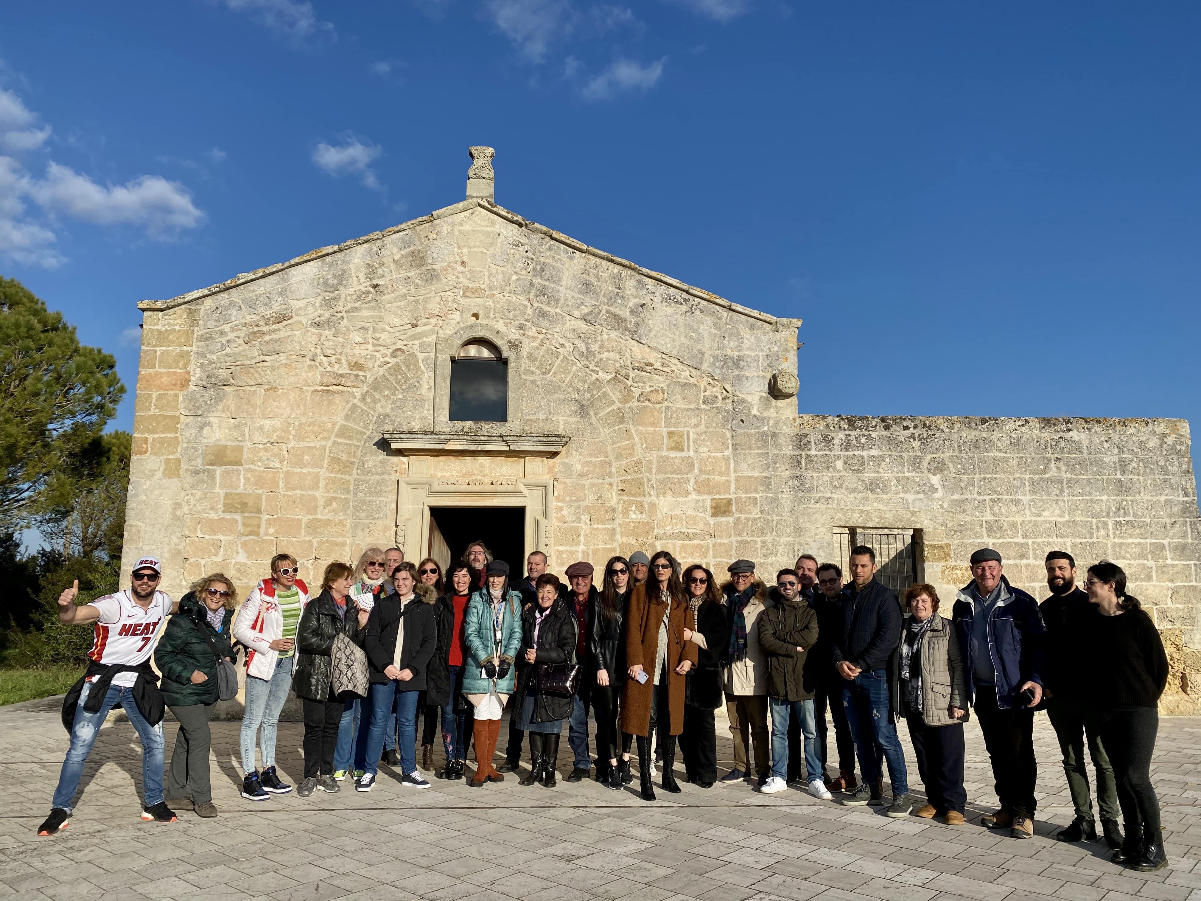 DRPD na šesti konferenci projekta »Old towns – new results« v San Cassianu, Italija