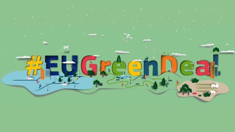 Evropska komisija predstavila financiranje za evropski zeleni dogovor