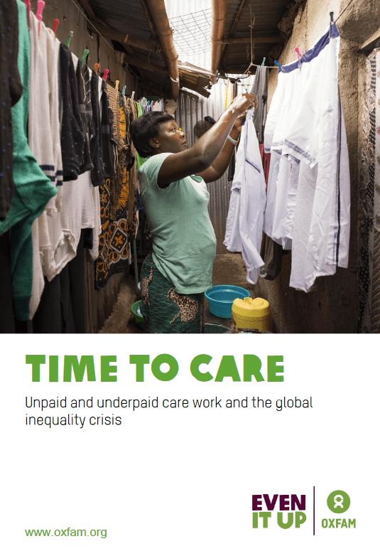Oxfam objavil poročilo o neenakosti