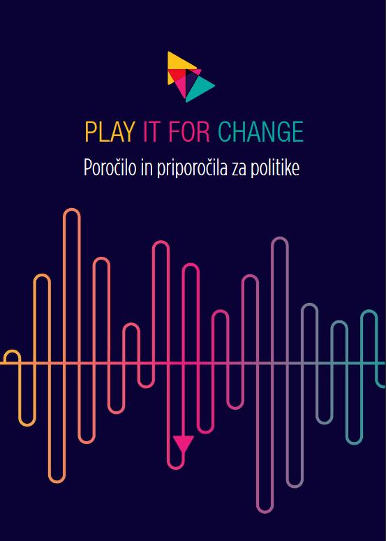 Mirovni inštitut objavil poročilo in priporočila Play it for Change