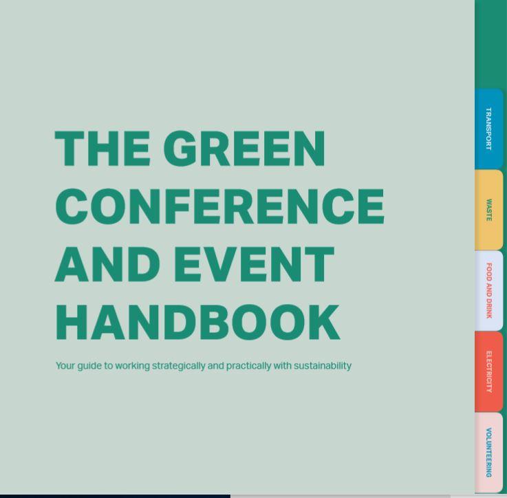 Nov priročnik za organizacijo trajnostnih dogodkov
