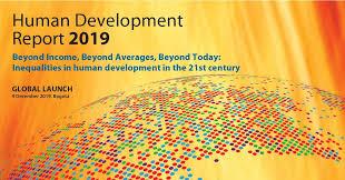 Poročilo o razvoju 2019