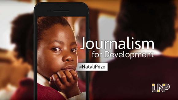 Novinarska nagrada Lorenza Natalija 2020 za izjemno poročanje o razvojnih temah