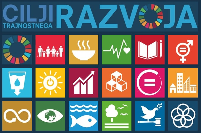 Cilji trajnostnega razvoja globalni cilji naslovka