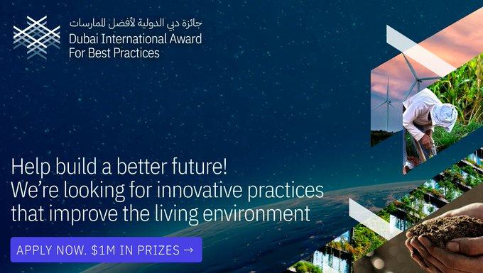 Nagrade za najboljše trajnostne projekte