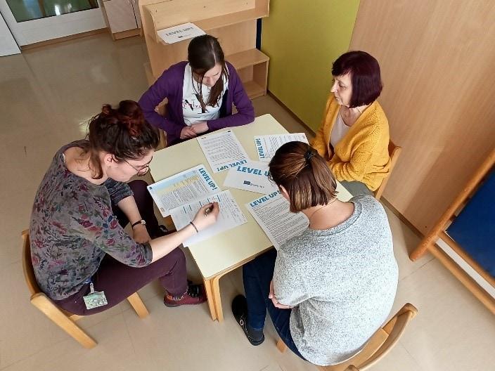 DRPD zaključili z lokalno implementacijo delavnic v okviru projekta Erasmus+ LEVEL UP