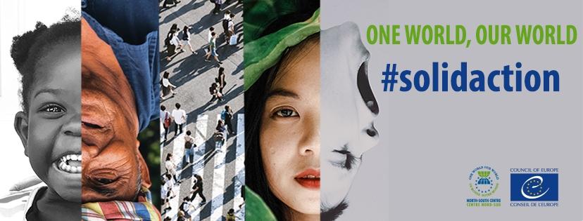 Pričetek kampanje #solidaction: pridružite se s svojimi pobudami