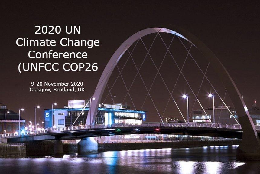 Konferenca o podnebnih spremembah v Glasgowu je bila preložena na naslednje leto