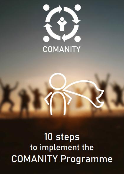 10 korakov implementacije programa COMANITY