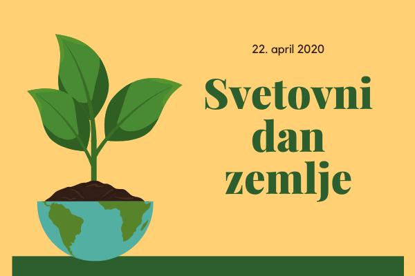 Svetovni dan zemlje 2020
