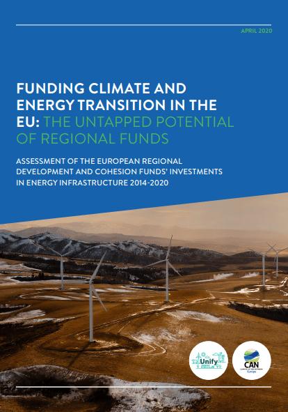 """Odziv društva Focus ob objavi poročila """"Podnebni in energetski prehod: neizkoriščeni potencialni sredstev Evropske unije"""""""