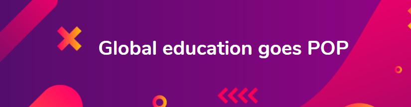 Spletni tečaj MOOC Global Education Goes POP