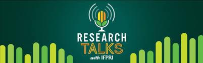 Podcasti Mednarodnega inštituta za raziskovanje prehrambenih politik